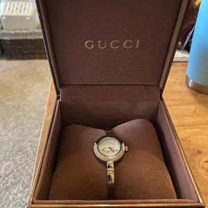 Gucci Watch in Silver